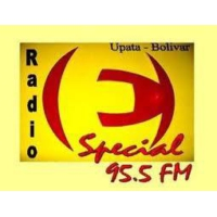Logo of radio station Especial 95.5 FM
