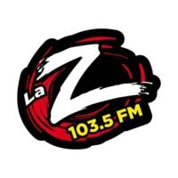 Logo of radio station XHEM-FM La Z 103.5 FM