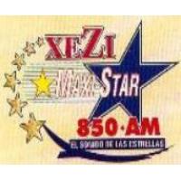 Logo of radio station Maxi Star XEZI 850 AM