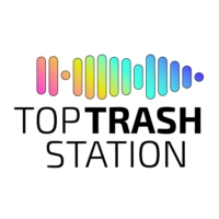 Logo de la radio Top Trash Station