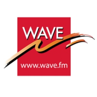 Logo of radio station CIWV Wave 94.7 FM