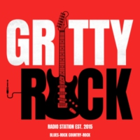Logo de la radio Gritty Rock