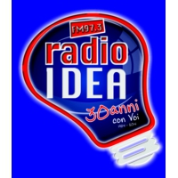 Logo of radio station Radio Idea Molfetta