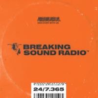 Logo of radio station Breaking Sound Radio