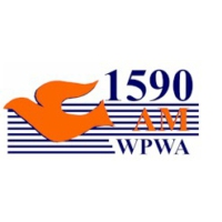 Logo of radio station WPWA Radio Poder 1590
