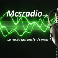 Logo of radio station MCS Radio