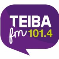 Logo of radio station Teiba FM