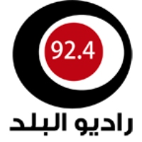 Logo of radio station Radio Al-Balad