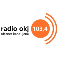 Logo of radio station Radio OKJ