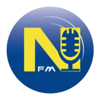 Logo of radio station Nevers FM