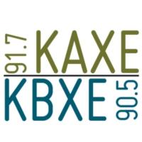 Logo de la radio KAXE 91.7