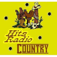 Logo de la radio Hits Radio Country