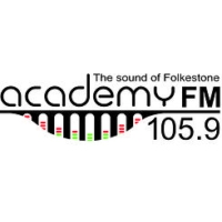 Logo de la radio Academy FM 105.9