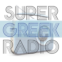 Logo of radio station Super Greek Radio