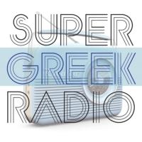 Logo of radio station Super Greek Radio