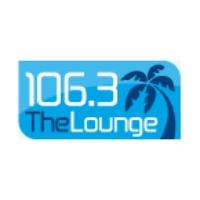 Logo of radio station 106.3 The Lounge