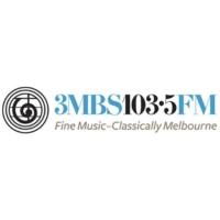 Logo of radio station 3MBS