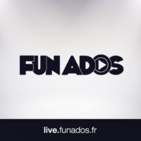Logo of radio station FunAdos - RADIO