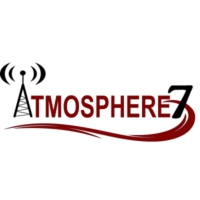 Logo of radio station Atmosphere7