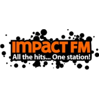 Logo of radio station Impact fm Lași