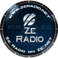 Logo of radio station ZeRadio