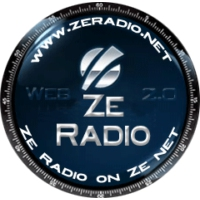 Logo of radio station ZeRadio