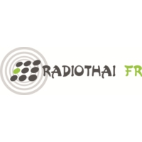 Logo of radio station RadioThaiFr