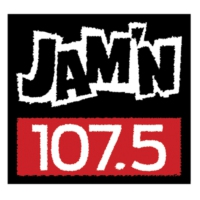 Logo of radio station KXJM JAM'N 107.5
