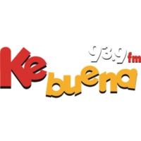 Logo of radio station XHEVZ Ke Buena 93.9 FM