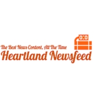 Logo of radio station Heartland Newsfeed Radio Network