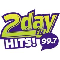 Logo of radio station CIQC 99.7 2day FM