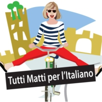 Logo of the podcast Tutti Matti per l'Italiano!