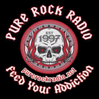 Logo de la radio PURE ROCK RADIO