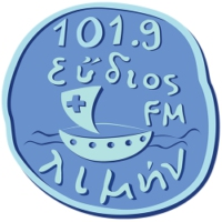 Logo of radio station o Evdios Limin 101,9
