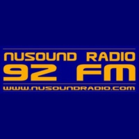 Logo of radio station Nu Sound Radio 92FM