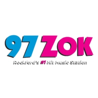 Logo of radio station WZOK 97ZOK