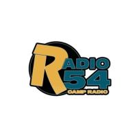 Logo of radio station R54