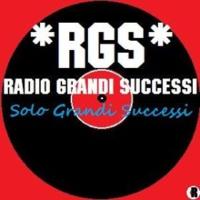 Logo of radio station RGS - Radio Grandi Successi