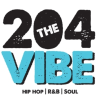 Logo de la radio 204 The Vibe