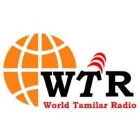 Logo de la radio உலகத் தமிழர் வானொலி - World Tamilar Radio