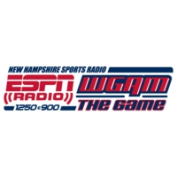 Logo of radio station WGAM The Game 1250