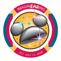 Logo of radio station ImaginEARing Radio