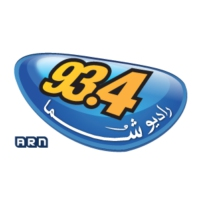 Logo of radio station Radio Shoma 93.4