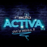 Logo of radio station Radio Activa La Paz
