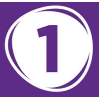 Logo of radio station Radio 1 Stavanger