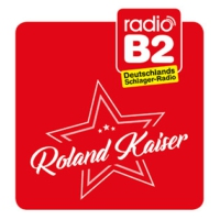 Logo of radio station radio B2 Roland Kaiser