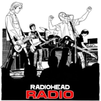 Logo of radio station Radiohead Radio