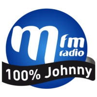 Logo of radio station MFM 100 % Johnny