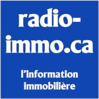 Logo of radio station Radio-immo.Ca