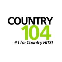 Logo de la radio CKDK-FM Country 104